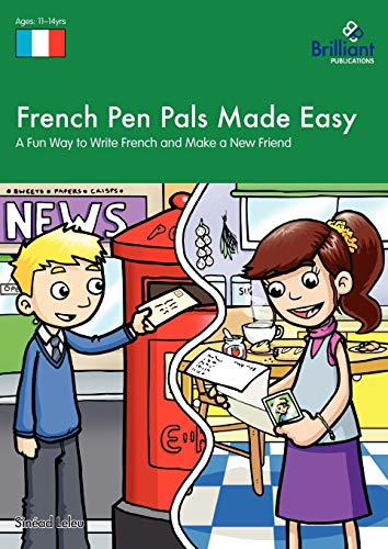 9780857471406: French Pen Pals Made Easy (11-14 Yr Olds) - A