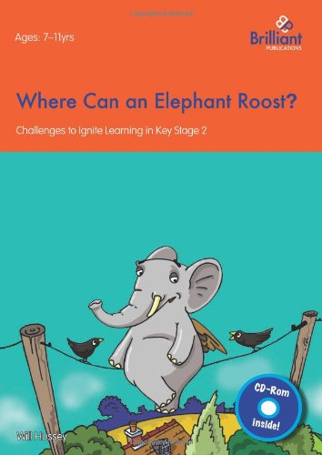 9780857471505: Where Can an Elephant Roost?