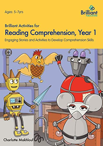9780857474827: Brilliant Activities for Reading Comprehension, Year 1
