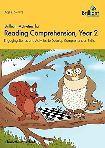 9780857474834: Brilliant Activities for Reading Comprehension, Year 2