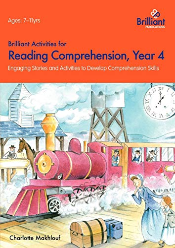 9780857474858: Brilliant Activities for Reading Comprehension, Year 4