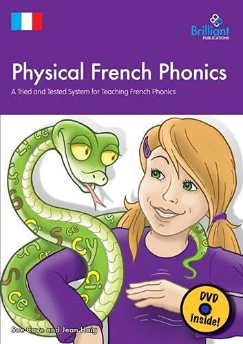 9780857475015: Physical French Phonics (Book and DVD)