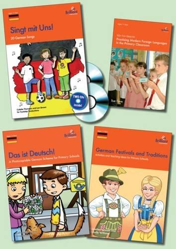 German Starter Pack (Mixed media product): Kathy Williams, Amanda Doyle, Nicolette Hannam