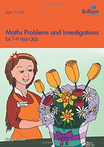 9780857476272: Maths Problems and Investigations, 7 - 9 Year Olds