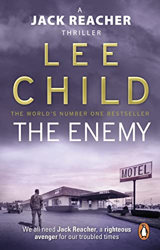 9780857500113: The Enemy: (Jack Reacher 8)