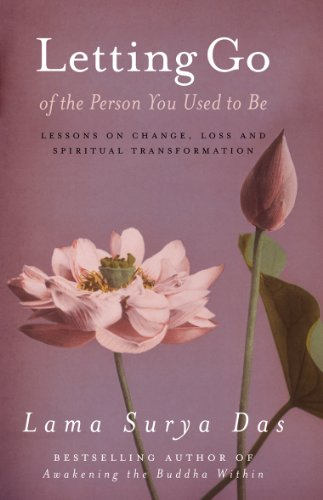 Letting Go Of The Person You Used To Be: Surya Das