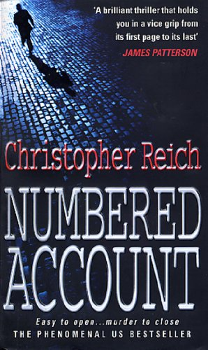 9780857501646: Numbered Account