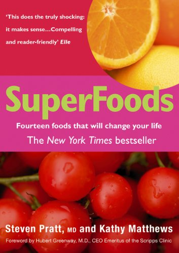 9780857501936: SuperFoods Fourteen Foods That Will Change Your Life