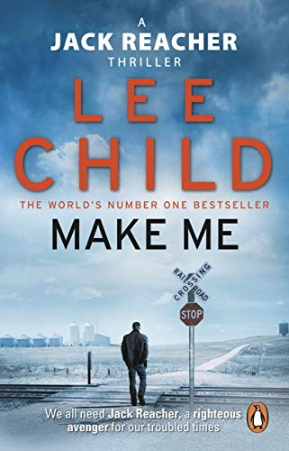 9780857502681: Make Me (Jack Reacher)