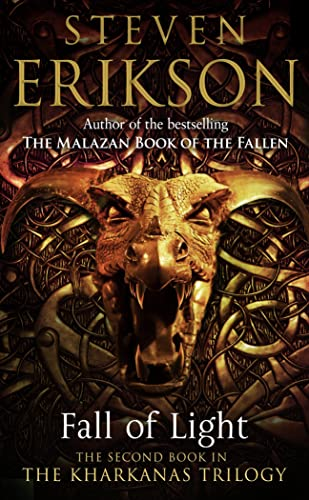 9780857503381: Fall of Light: Kharkanas Trilogy Book 2