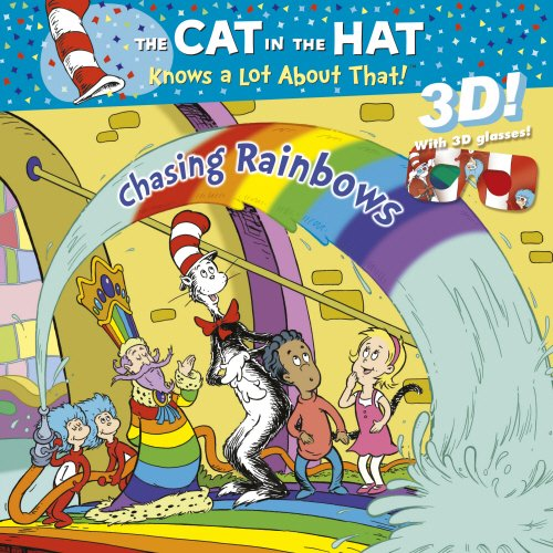 9780857510594: The Cat in the Hat Knows a Lot About That!: Chasing Rainbows 3D Storybook