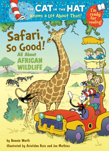 Safari, So Good!. (0857510649) by Worth, Bonnie