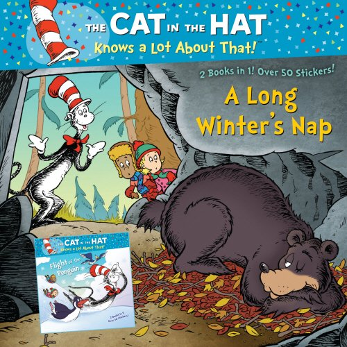 9780857510662: Long Winter's Night: Flight of the Penguin (The Cat in the Hat)