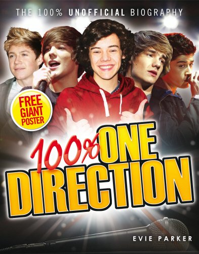 9780857510693: 100% One Direction: The Unofficial Biography