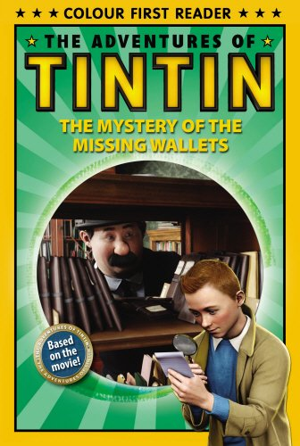 9780857510730: The Mystery of the Missing Wallets: The Adventures of Tintin: Early Reader