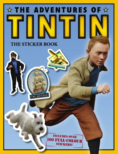9780857510778: The Adventures of Tintin: The Sticker Book