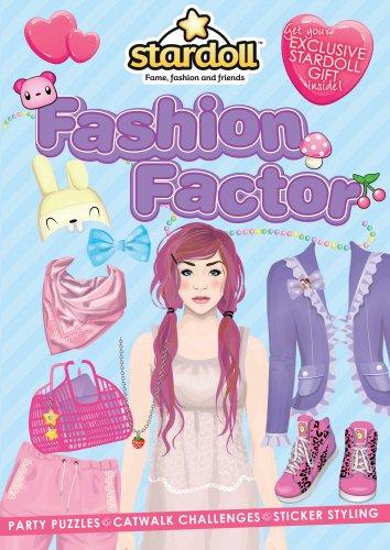 9780857510839: Stardoll: The Fashion Factor: Sticker Activity Book