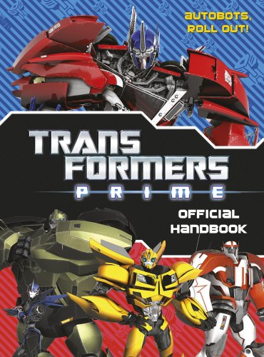 9780857511126: Transformers Prime: Official Handbook