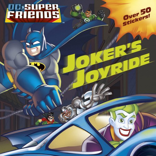 9780857511294: DC Super Friends: Joker's Joyride