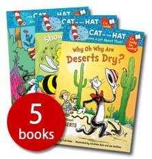 9780857511386: Dr Seuss: The Cat In The Hat Knows A Lot About That Set - Pack Includes 5 Books - 1. Why Oh Why Are Deserts Dry, 2. Ice Is Nice, 3. Safari So Good, 4. Now You See Me & 5. Show Me The Honey