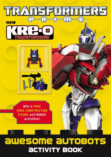 9780857511447: Transformers Prime Kre-O: Awesome Autobots
