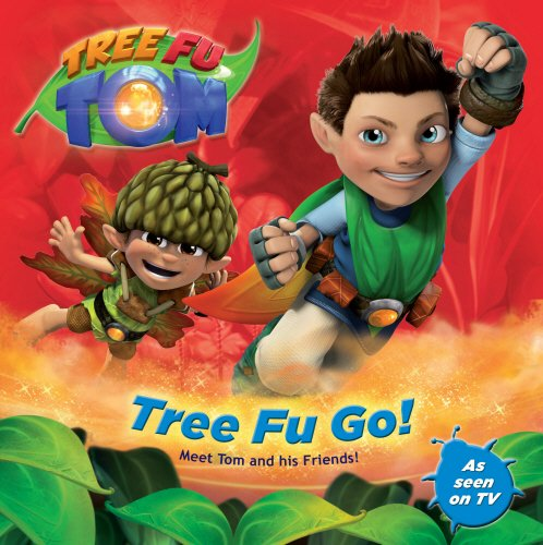 Tree Fu Tom: Tree Fu Go!: aa vv