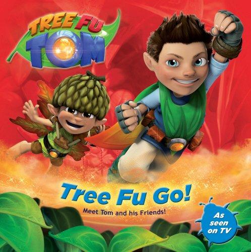 Tree Fu Tom: Tree Fu Go!: Bantam Children
