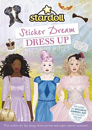 9780857511751: Stardoll: Sticker Dream Dress Up (Stardoll Sticker Styling Series)