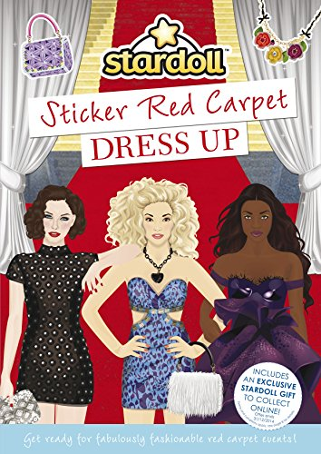 9780857511782: Stardoll: Sticker Red Carpet Dress Up (Stardoll Sticker Styling Series)