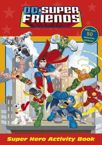 9780857511881: DC Super Friends: Super Hero Activity Book
