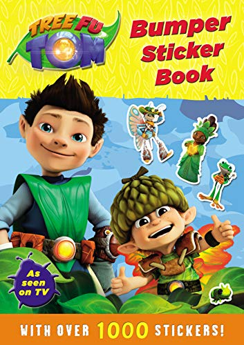 9780857512178: Tree Fu Tom: Bumper Sticker Book
