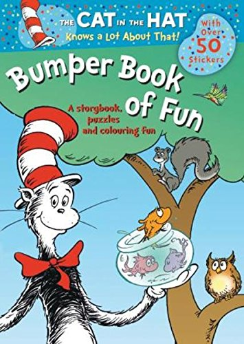 The Cat In The Hat Knows a Lot About That! Bumper Book of Fun