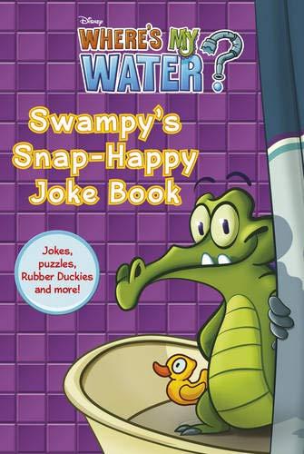 Where's My Water: Swampy's Snap-happy Joke Book (085751332X) by Walt Disney Pictures