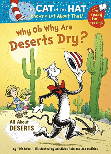9780857513564: Why oh why are deserts dry