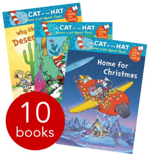 9780857513618: Dr Seuss Cat in the Hat Early Readers Collection (10 Books). RRP £39.90