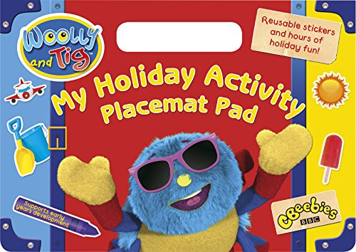 9780857513779: Woolly and Tig: My Holiday Activity Placemat Pad