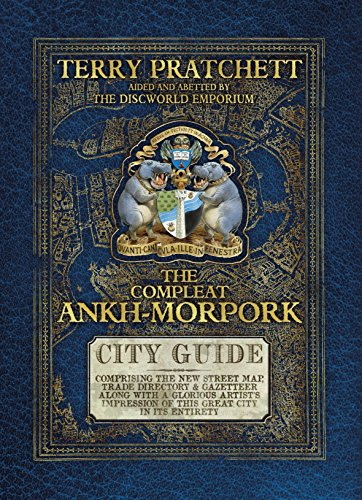 9780857520746: The Compleat Ankh-Morpork: City Guide