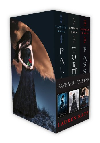 9780857520784: Lauren Kate 3 Book Boxset (Fallen, Torment and Passion)