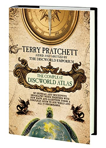 9780857521309: The Compleat Discworld Atlas: Of General & Descriptive Geography Which Together With New Maps and Gazetteer Forms a Compleat Guide to Our World & All It Encompasses
