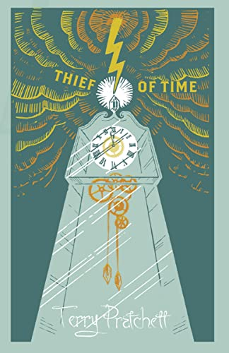 9780857525031: Thief Of Time: (Discworld Novel 26)