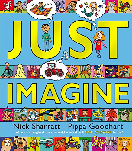 9780857530110: Just Imagine