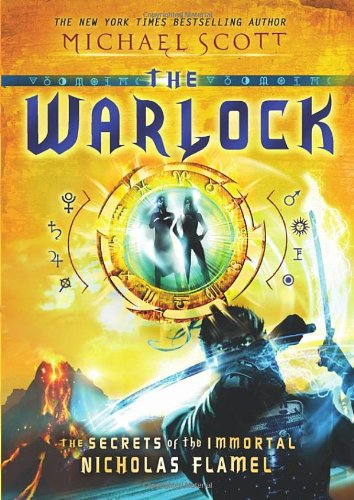 9780857530264: The Warlock: Book 5 (The Secrets of the Immortal Nicholas Flamel)