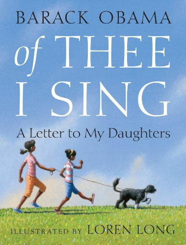 9780857530462: Of Thee I Sing: A Letter to My Daughters