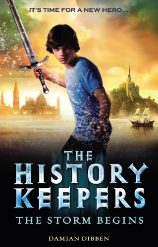 9780857530547: The History Keepers: The Storm Begins