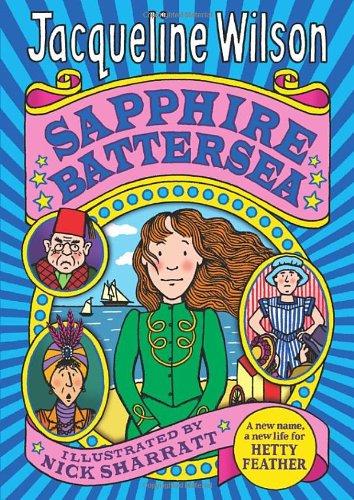 9780857530707: Sapphire Battersea (Hetty Feather)