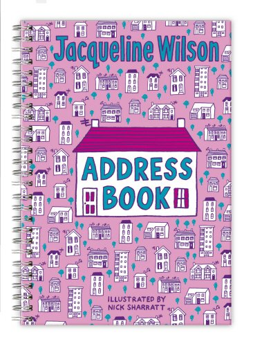 9780857530790: Jacqueline Wilson Address Book