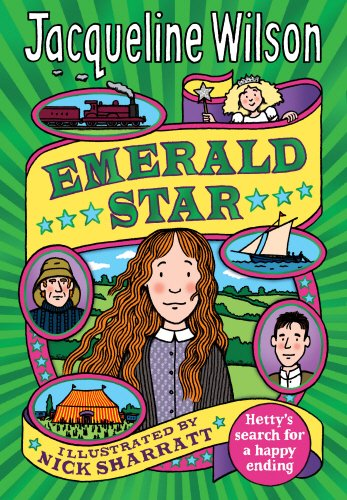 9780857531056: Emerald Star (Hetty Feather)