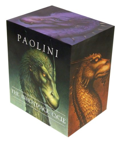 9780857531407: Inheritance Cycle 4 Book Boxed Set