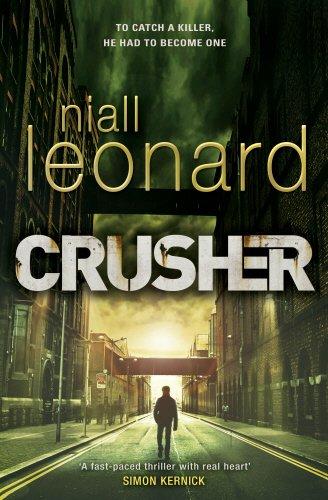 9780857532084: Crusher (Finn Maguire)