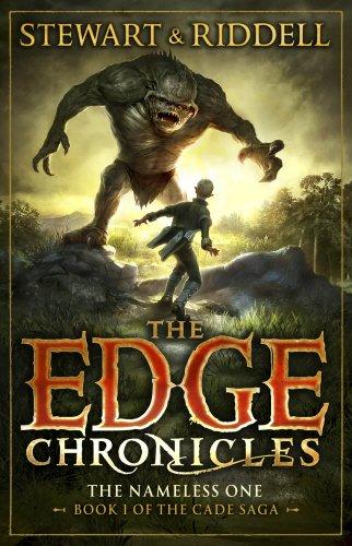 9780857532343: The Edge Chronicles 11: The Nameless One: First Book of Cade (Edge Chronicles 11 Cade Saga 1)